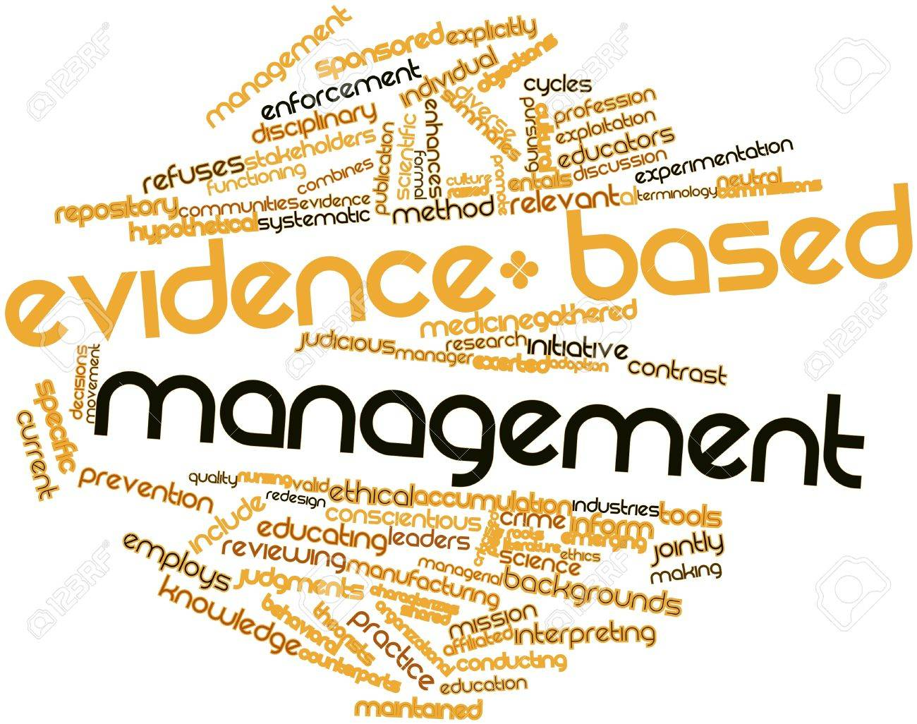 Cloud for evidence-based management