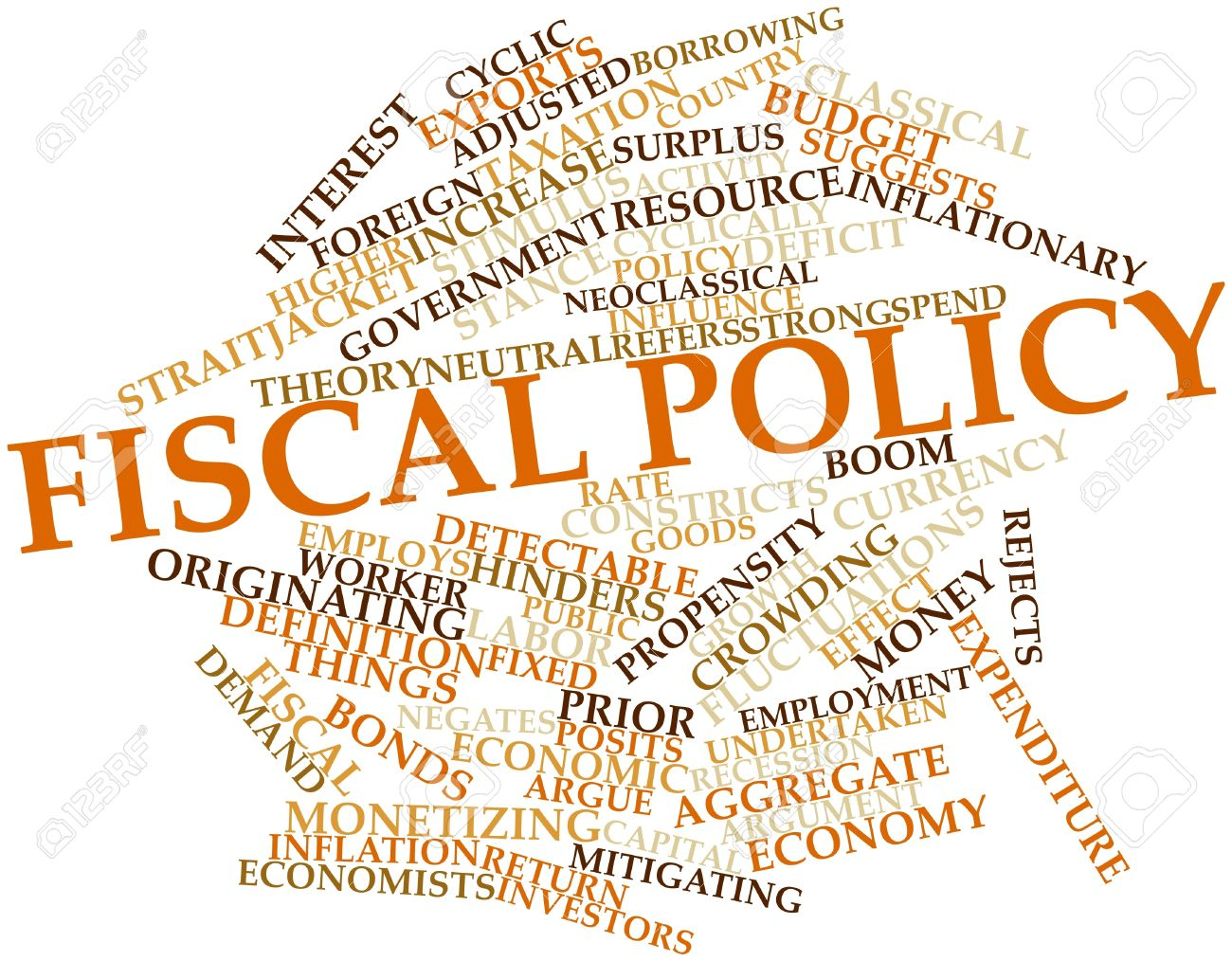 Definition Of Fiscal Policy