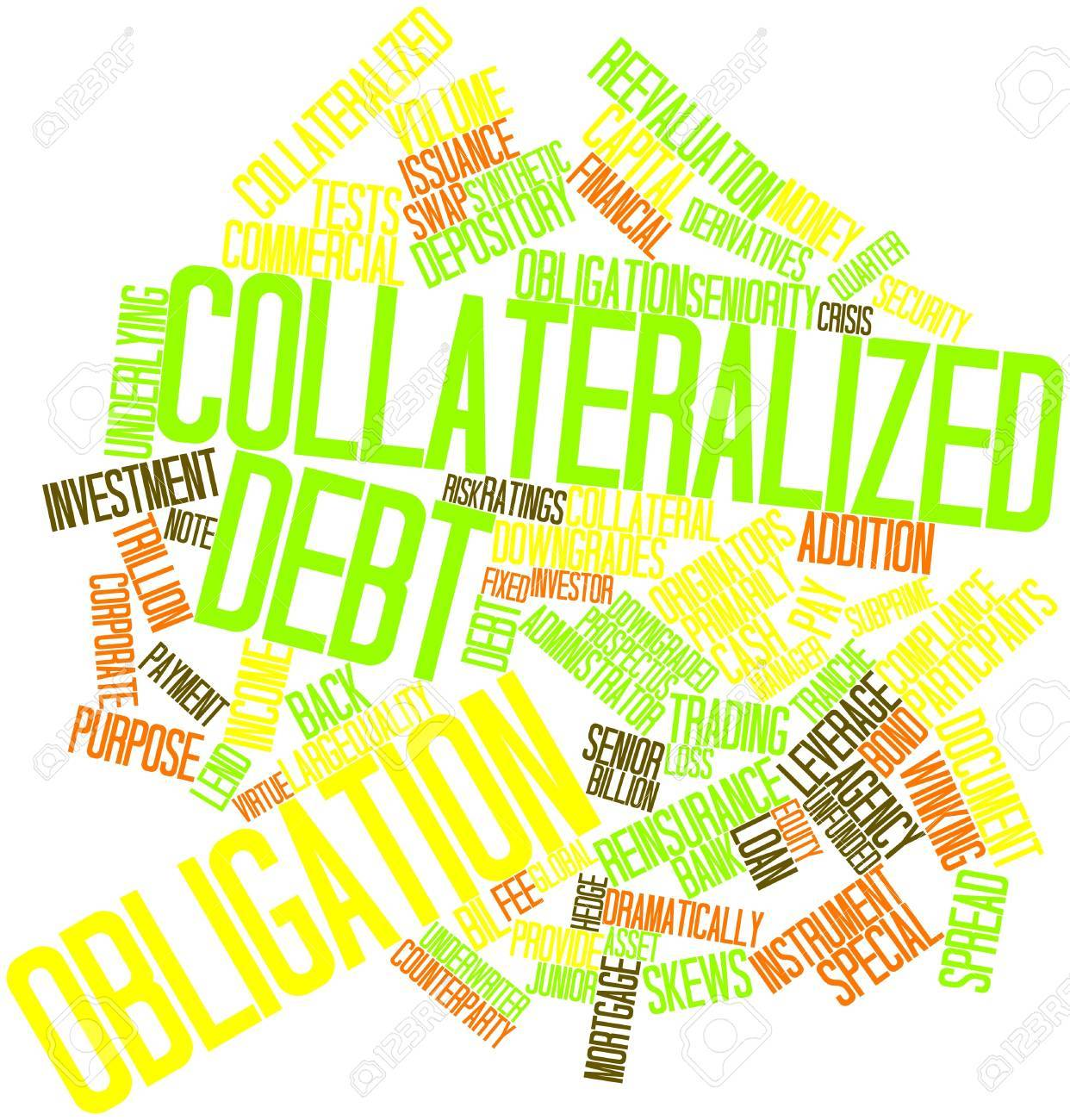 collateralized debt securities