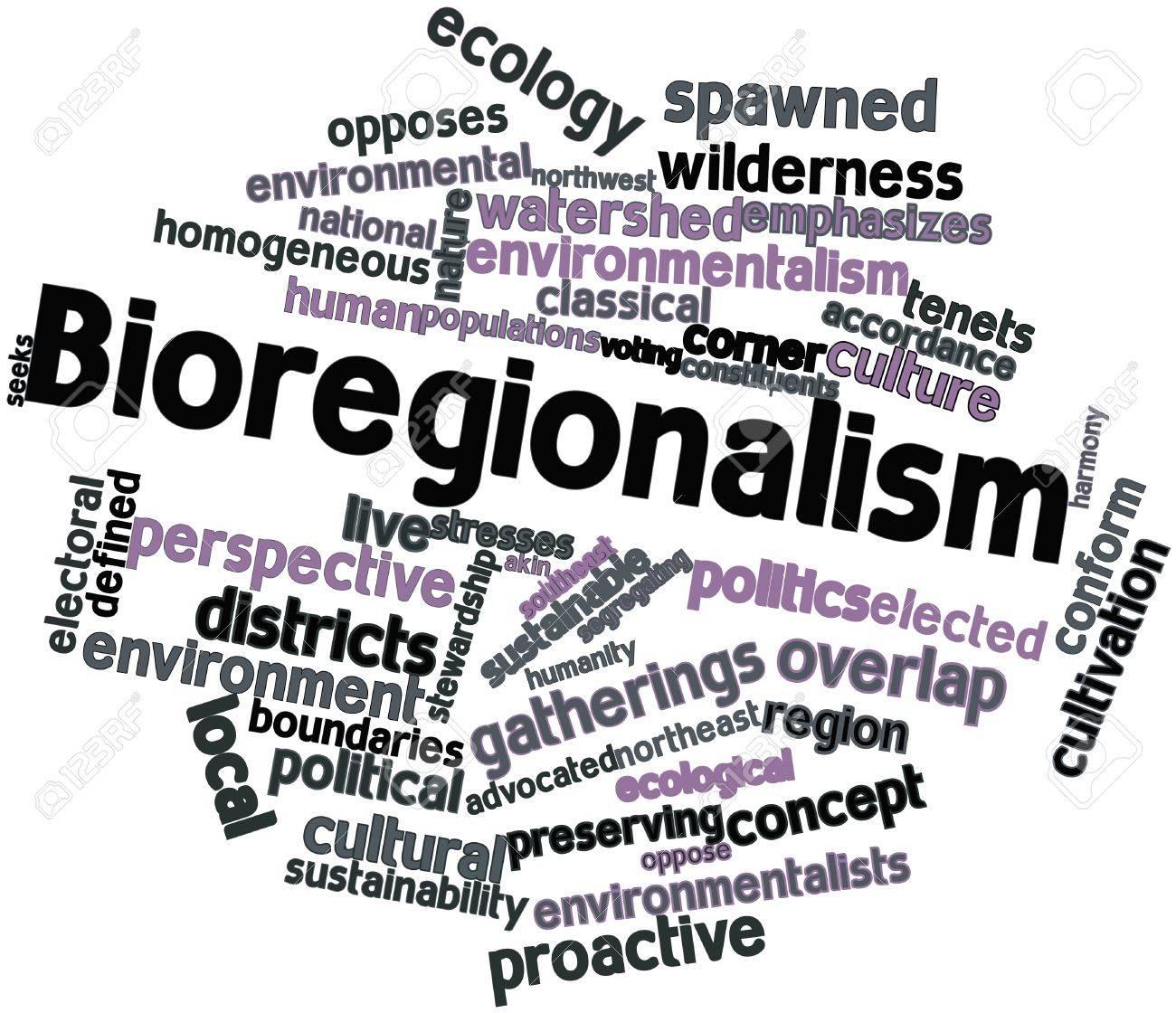 Risultati immagini per Bioregionalism,