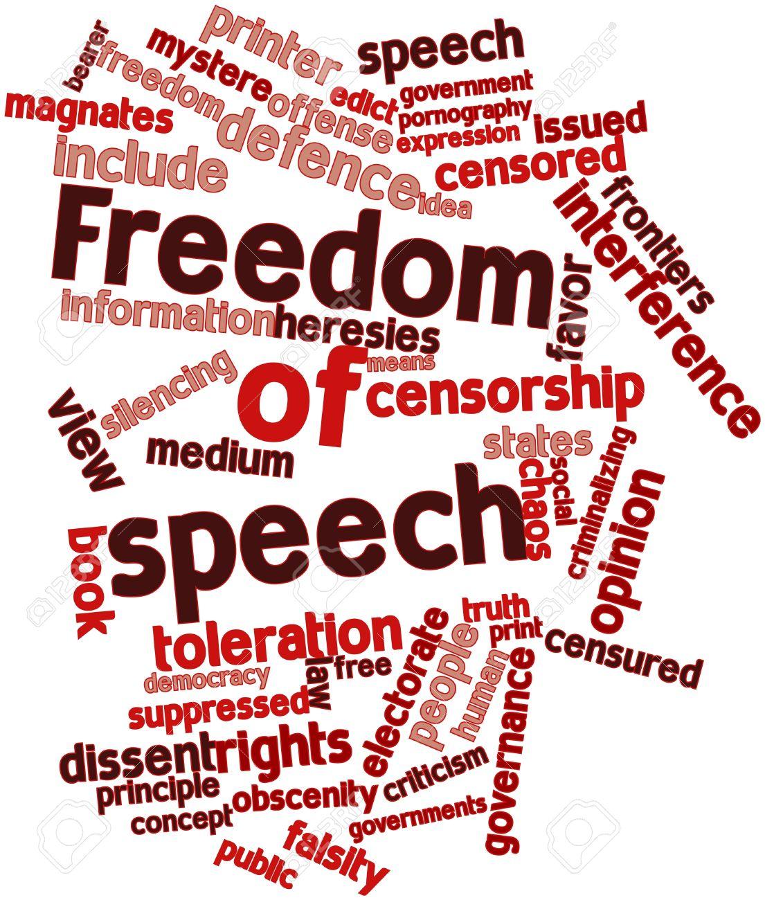 関連タグと用語と言論の自由のた...