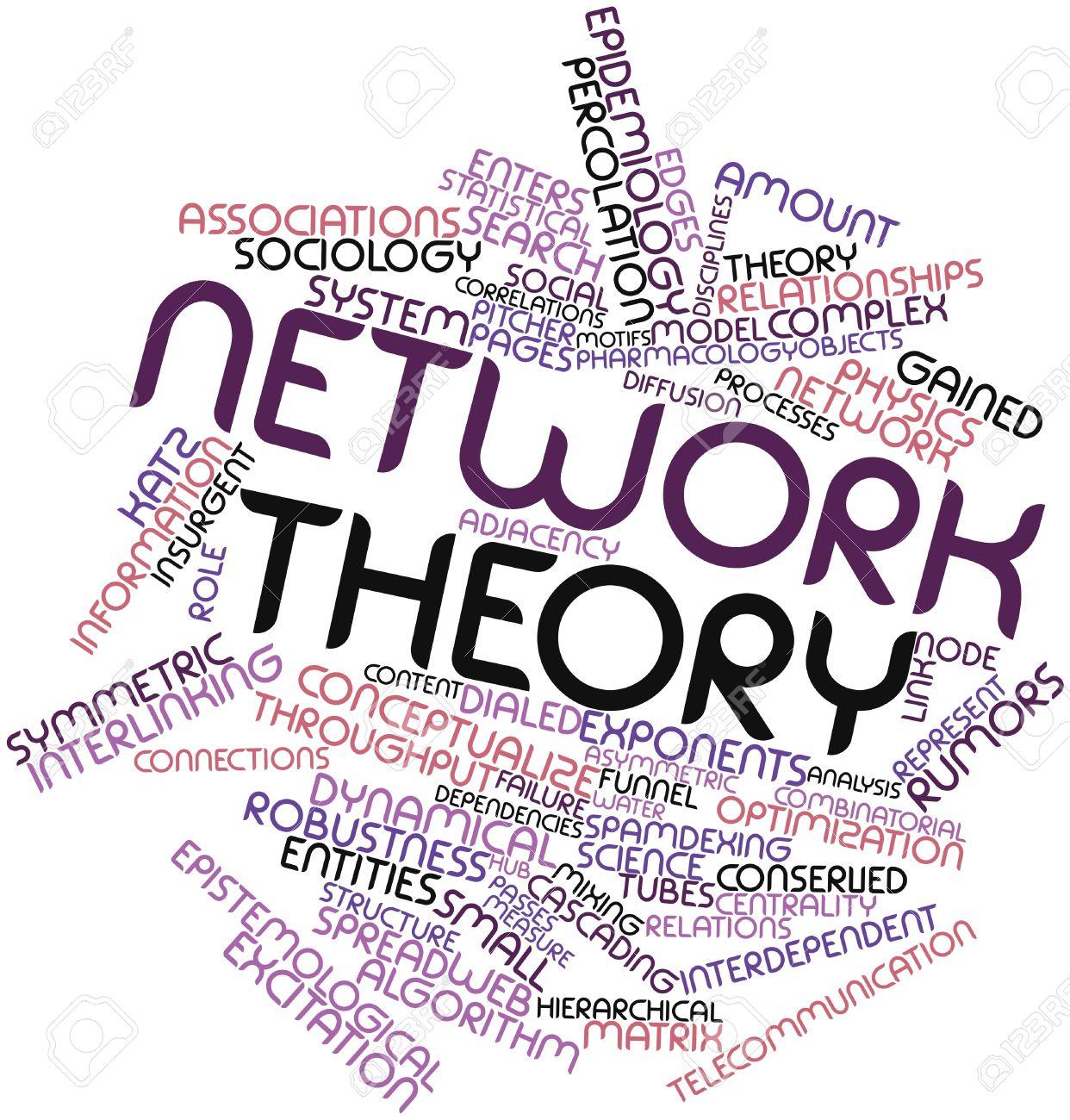 関連タグと用語ネットワーク理論...