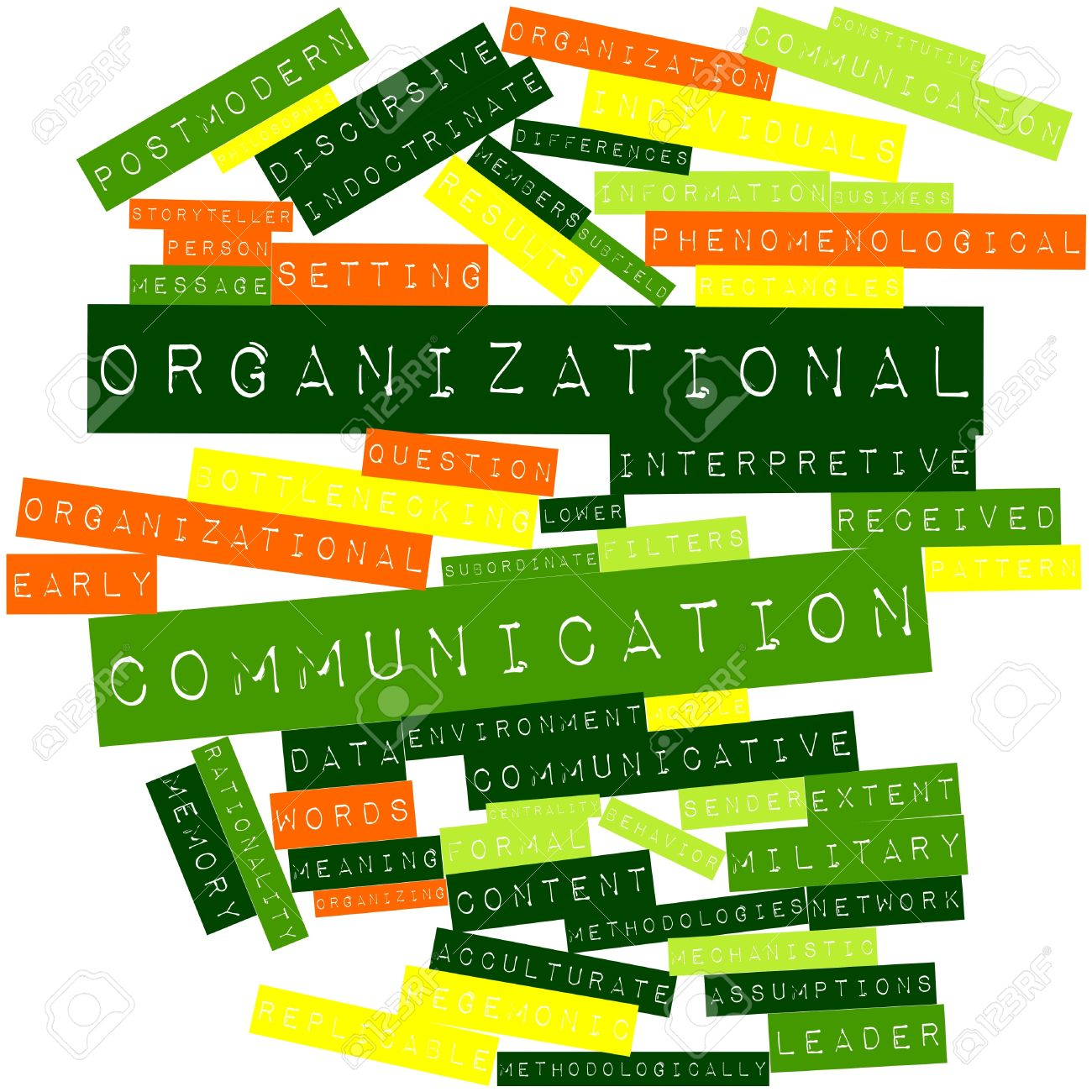 Organizational Communication Stock Photos & Pictures. Royalty Free ...