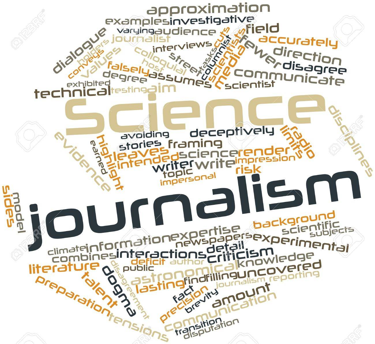 Science and journalism