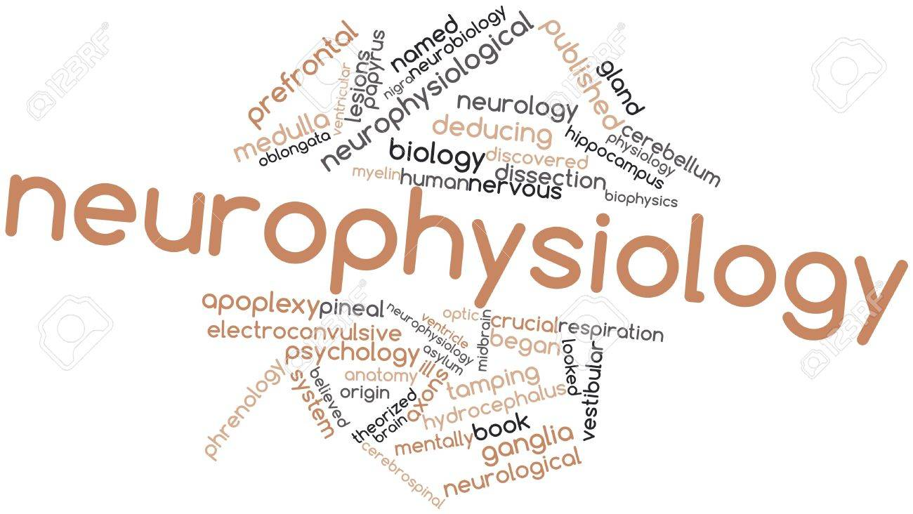 Abstract Word Cloud For Neurophysiology With Related Tags And ...