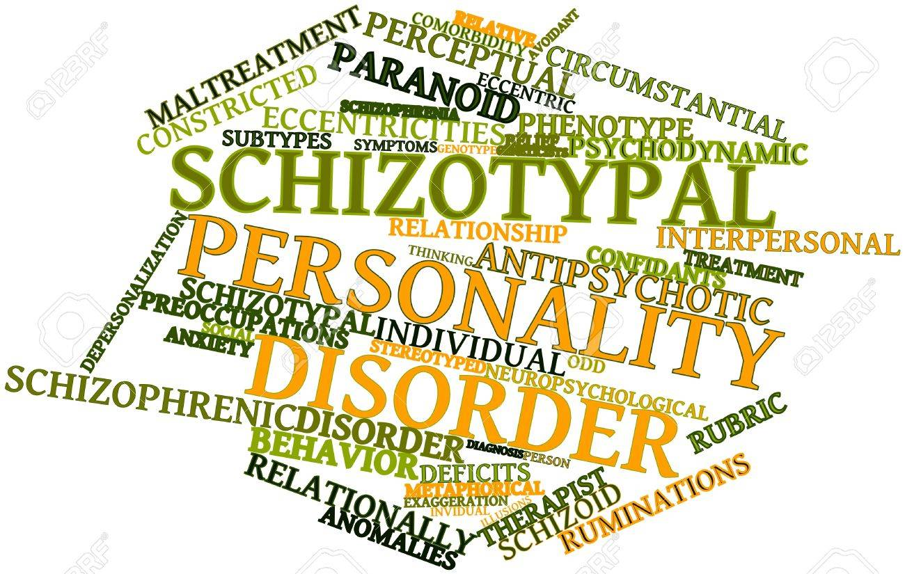 Hookup Someone With Schizotypal Personality Disorder
