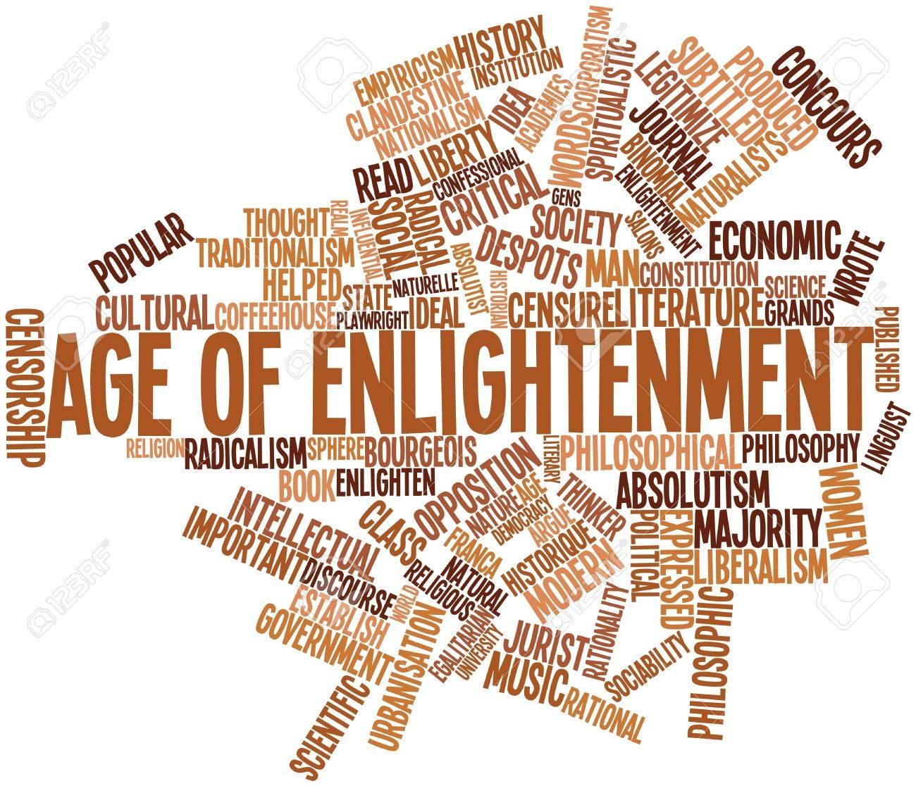 Resultado de imagen de age of enlightenment