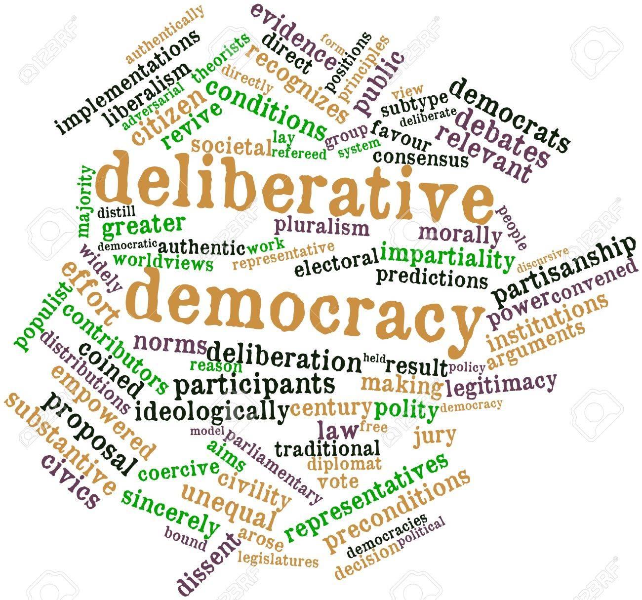 関連するタグと用語熟議民主主義の抽象的な単語大群 の写真素材・画像 ...