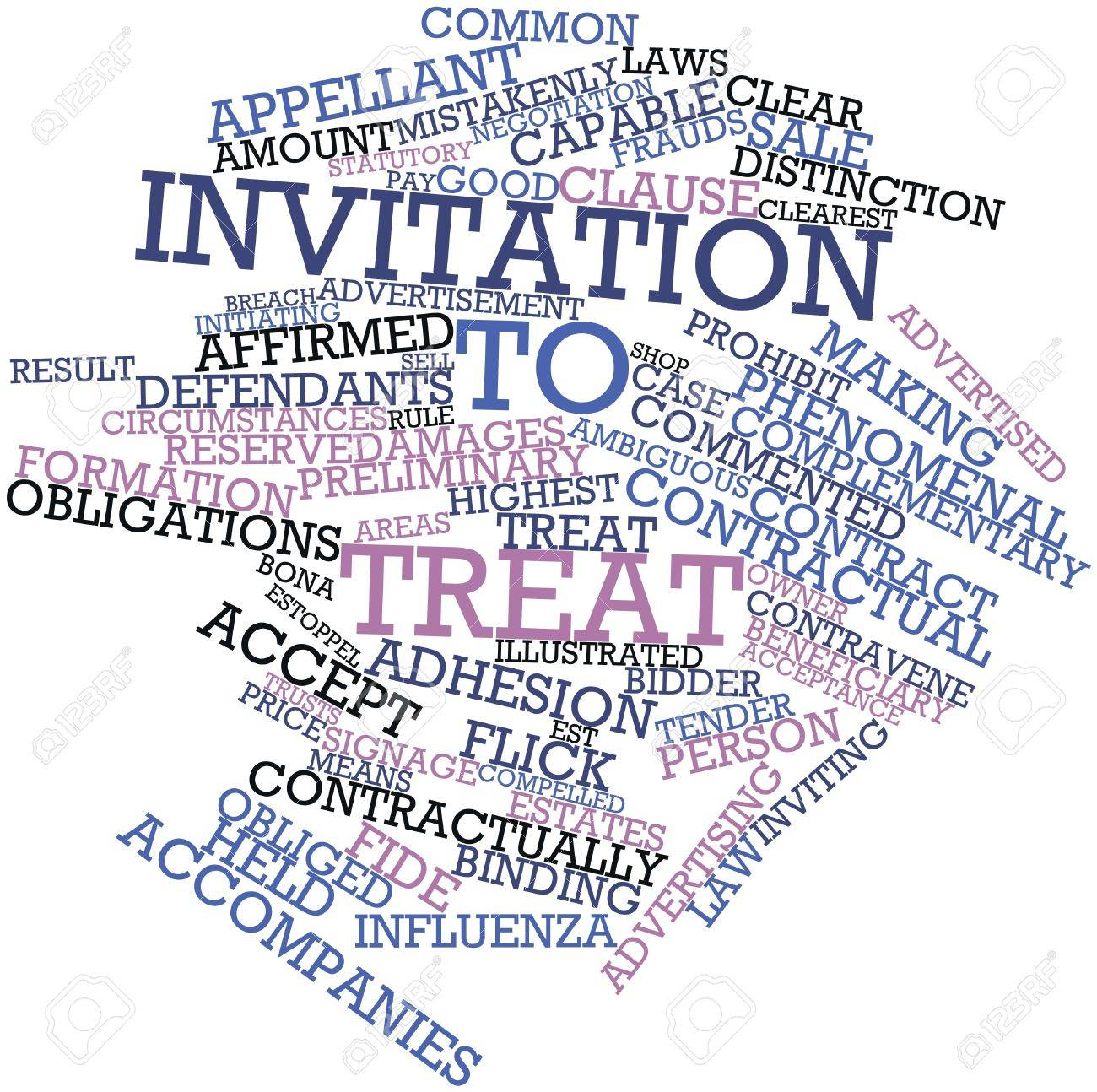 Abstract word cloud for invitation to treat with related tags abstract word cloud for invitation to treat with related tags and terms stock photo 16774220 stopboris Choice Image