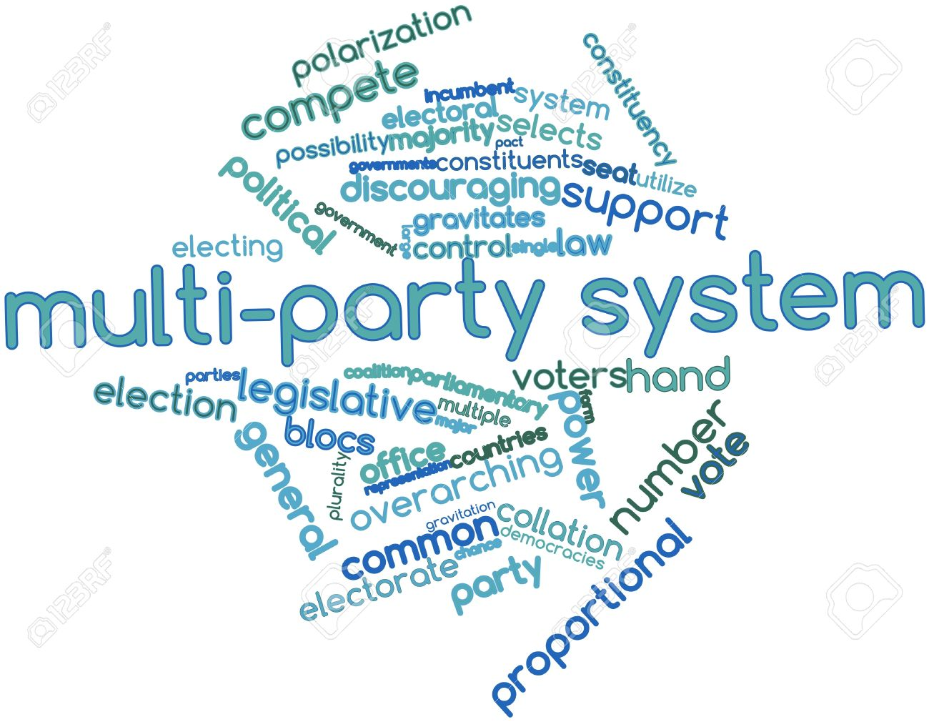 Image result for multi party systems