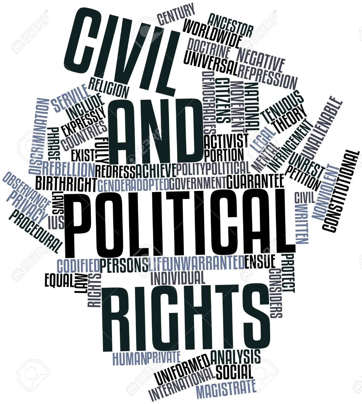 a description of the two of the most popular advocates of the political and civil rights for the afr School reports about civil rights movement solidified popular support for the civil rights until in june 1964 two young white civil rights.