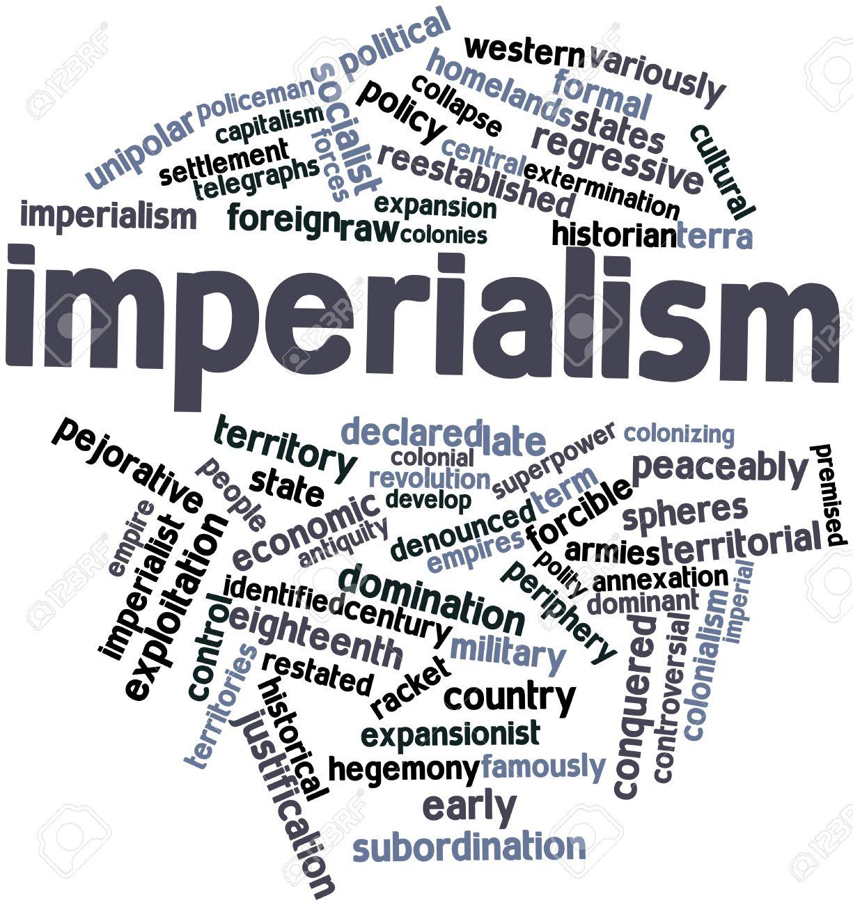 the hidden agenda of new imperialism essay