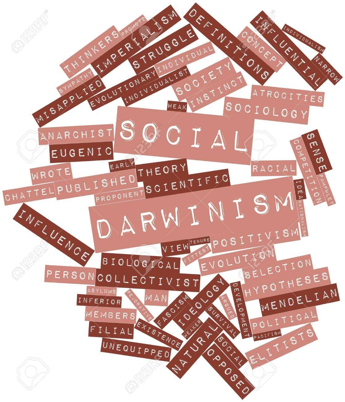 ダーウィニズム 社会