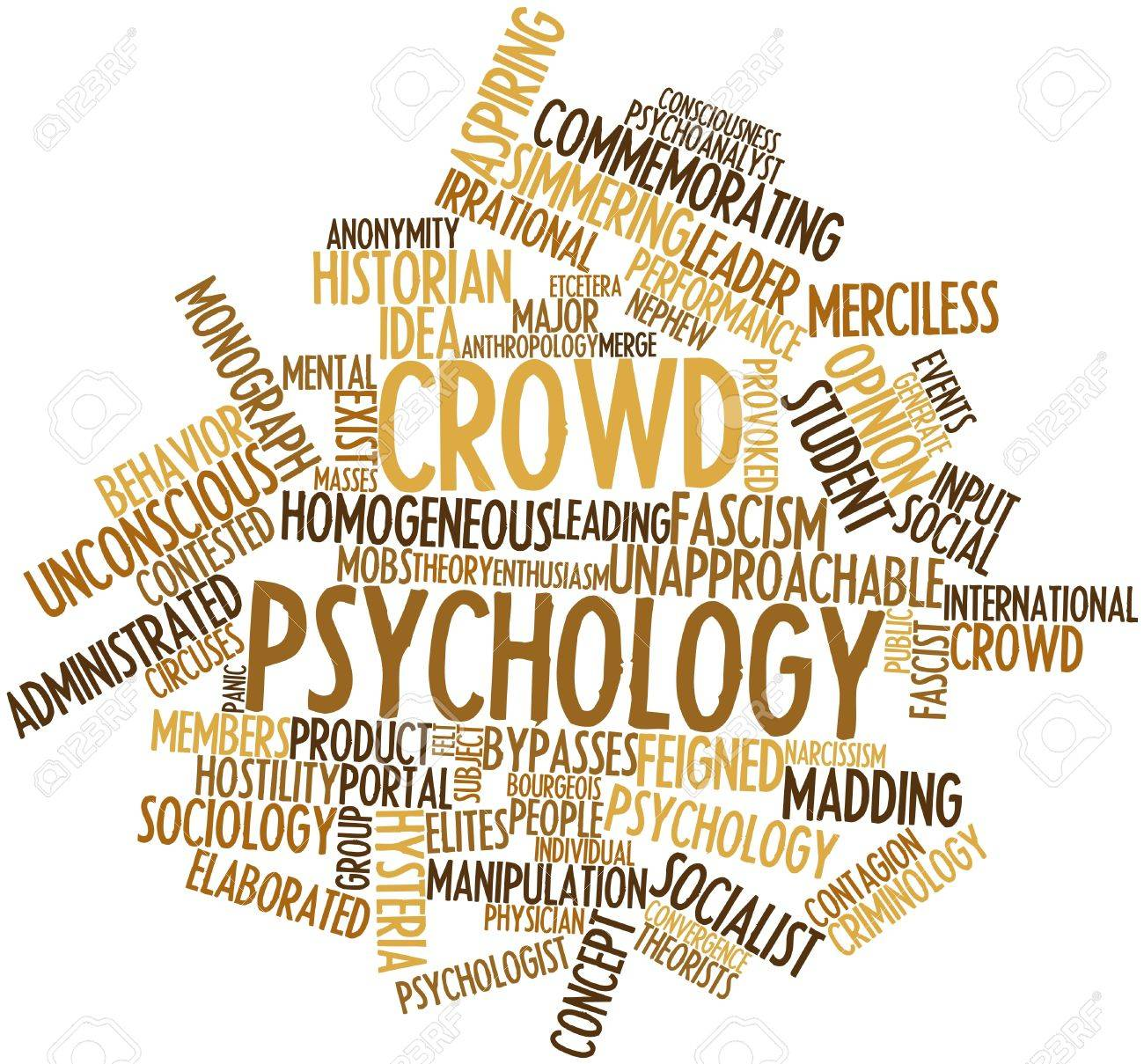 following the crowd psychology