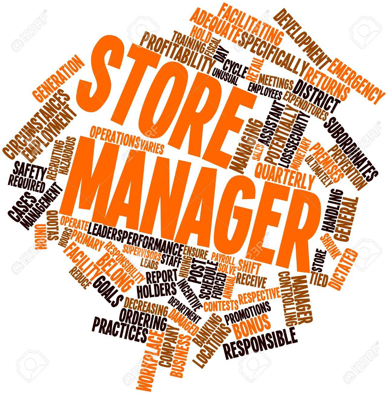 Image result for Store Manager
