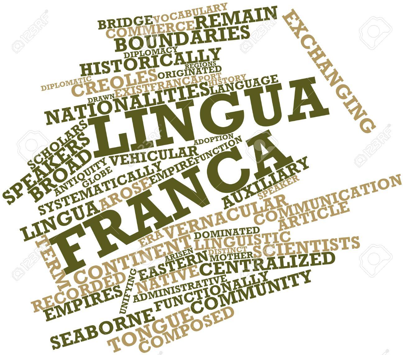 Image result for Lingua Franca