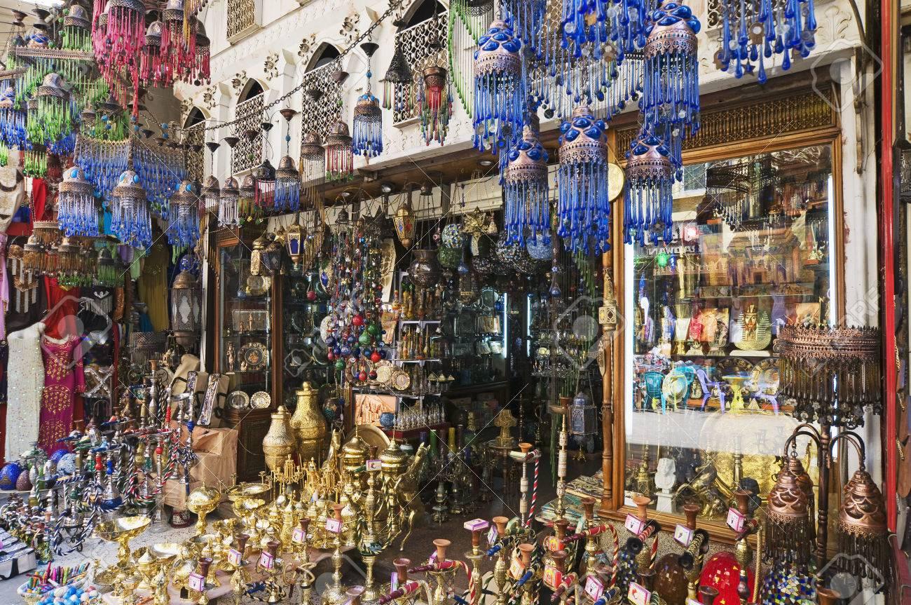 Image result for Khan el Khalili, Cairo, Egypt