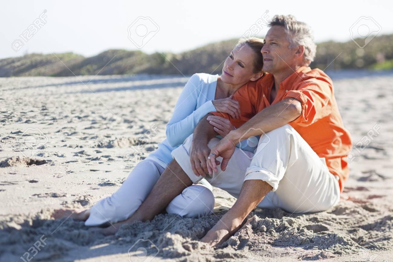 Mature couple in florida
