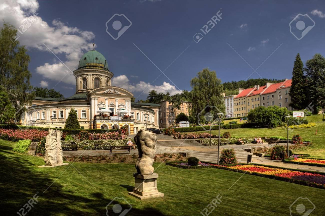 Voivodato Della Slesia Polonia ladek zdroj è una città nella contea di klodzko, voivodato della bassa  slesia, nel sud-ovest della polonia.