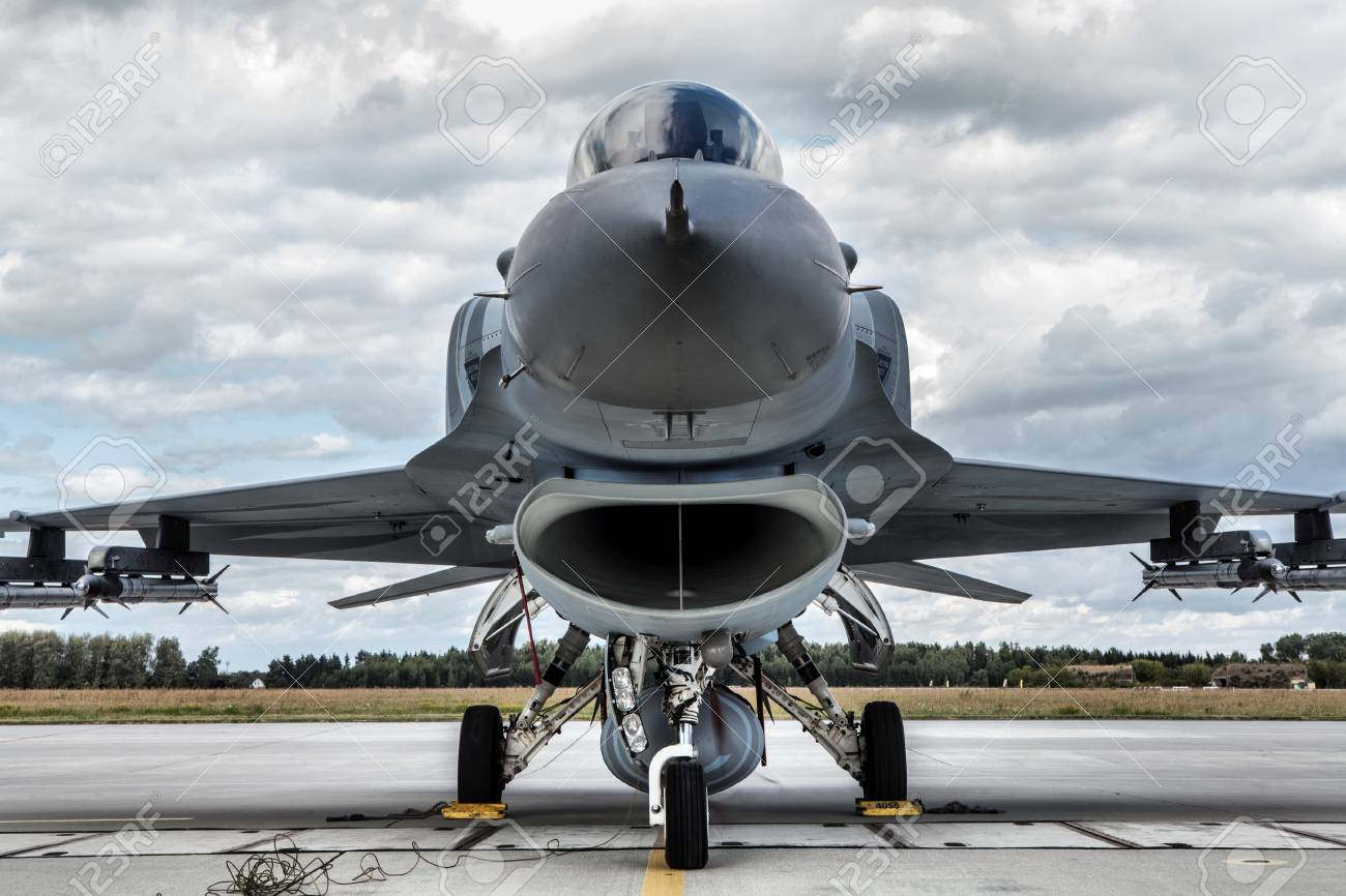 F-16 Fighting Falcon is a single-engine multirole fighter aircraft