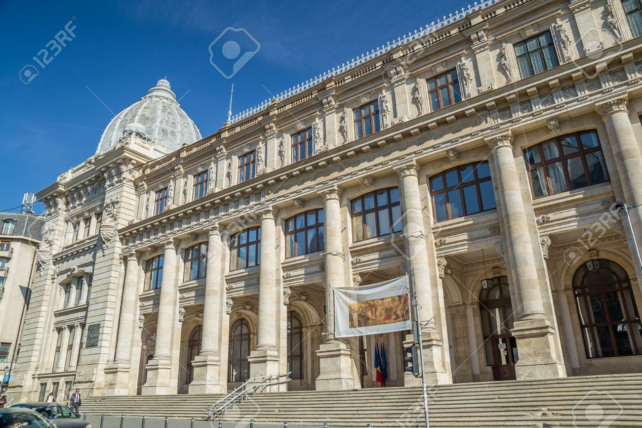 The National Museum Of Romanian History In Bucharest Romania Stock Photo Picture And Royalty Free Image Image 18115336