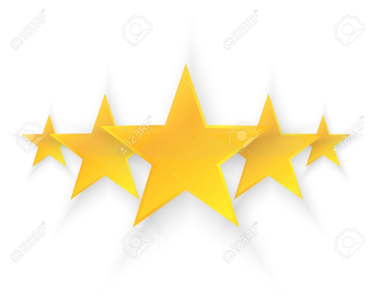 5 つ星品質のイラストのイラスト素材・ベクタ - Image 19261120.