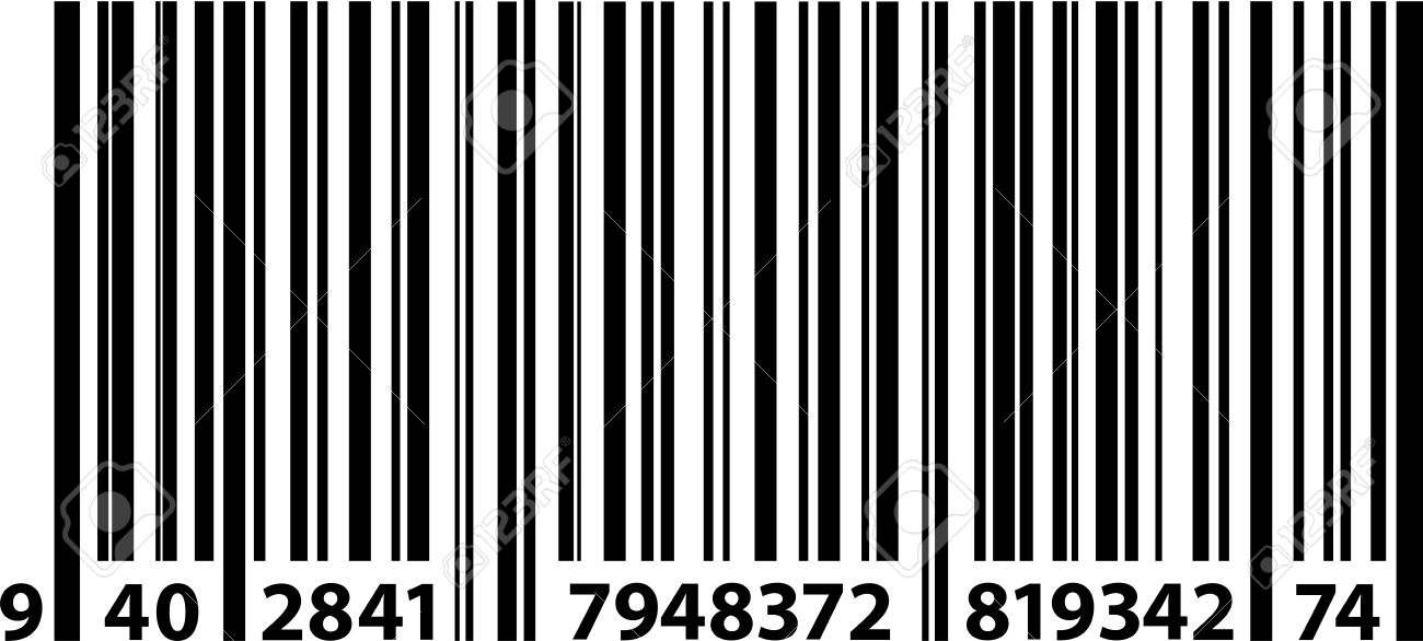 Business Product Price Tag Bar Code Royalty Free Cliparts Vectors