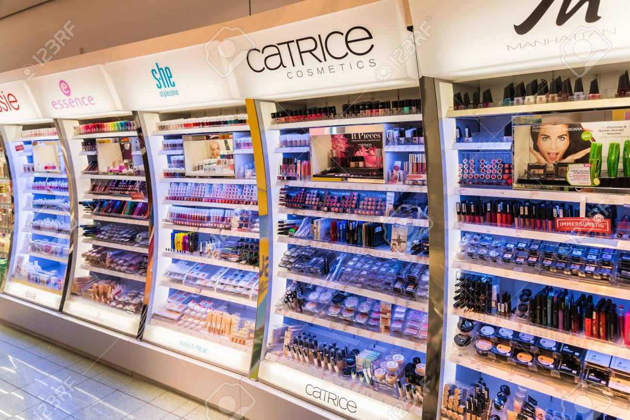 beauty products shop