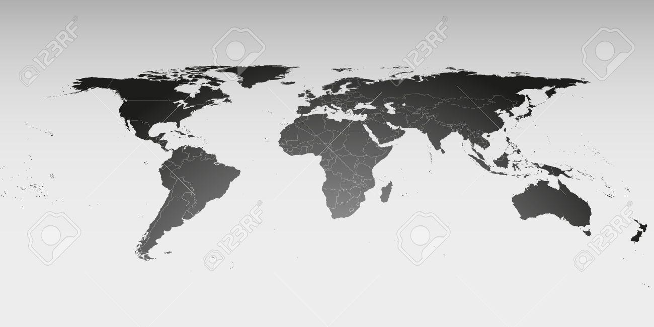 Erfreut Weltkarte Vorlage Zeitgenössisch - Beispielzusammenfassung ...