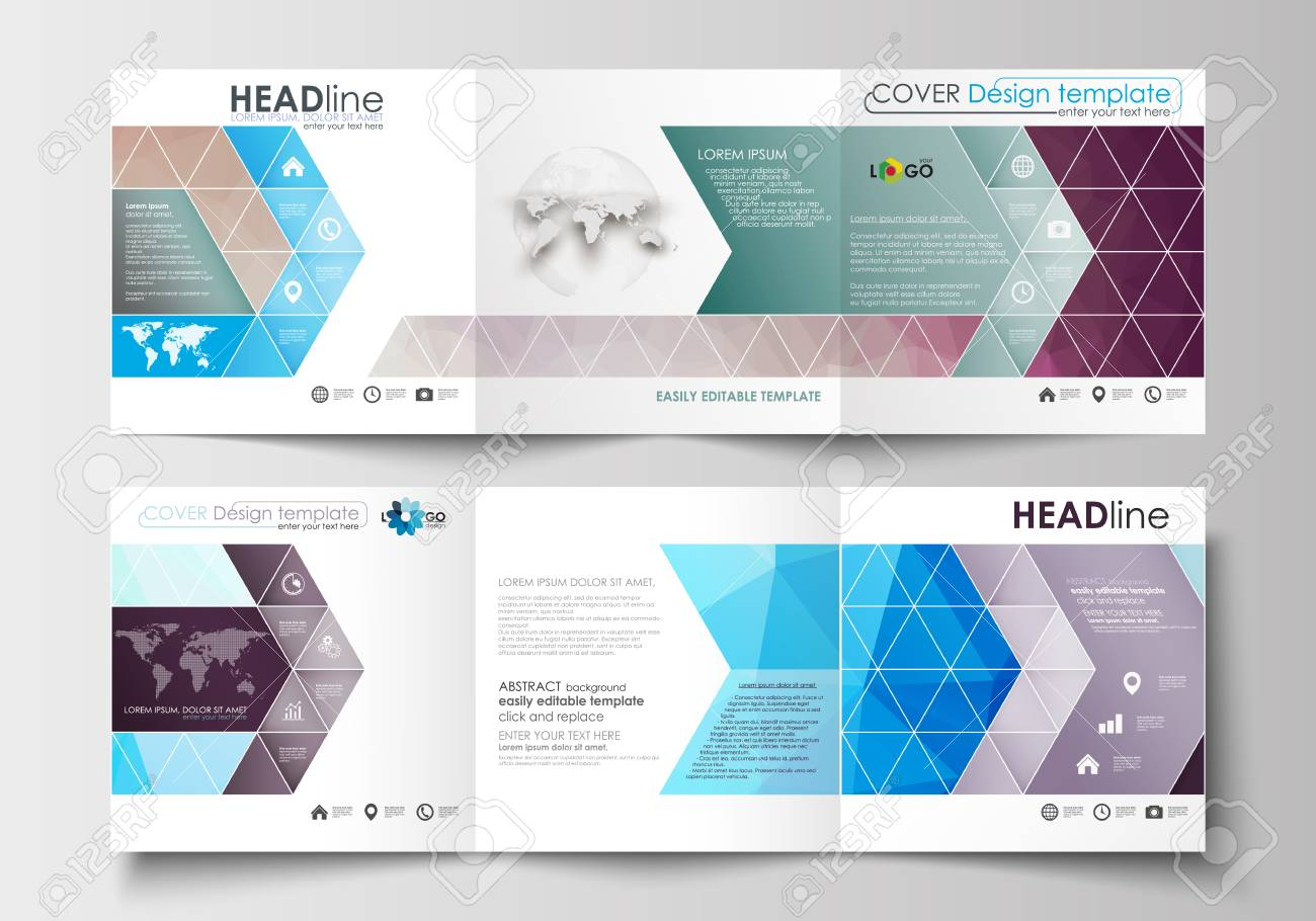 templates for tri fold brochures