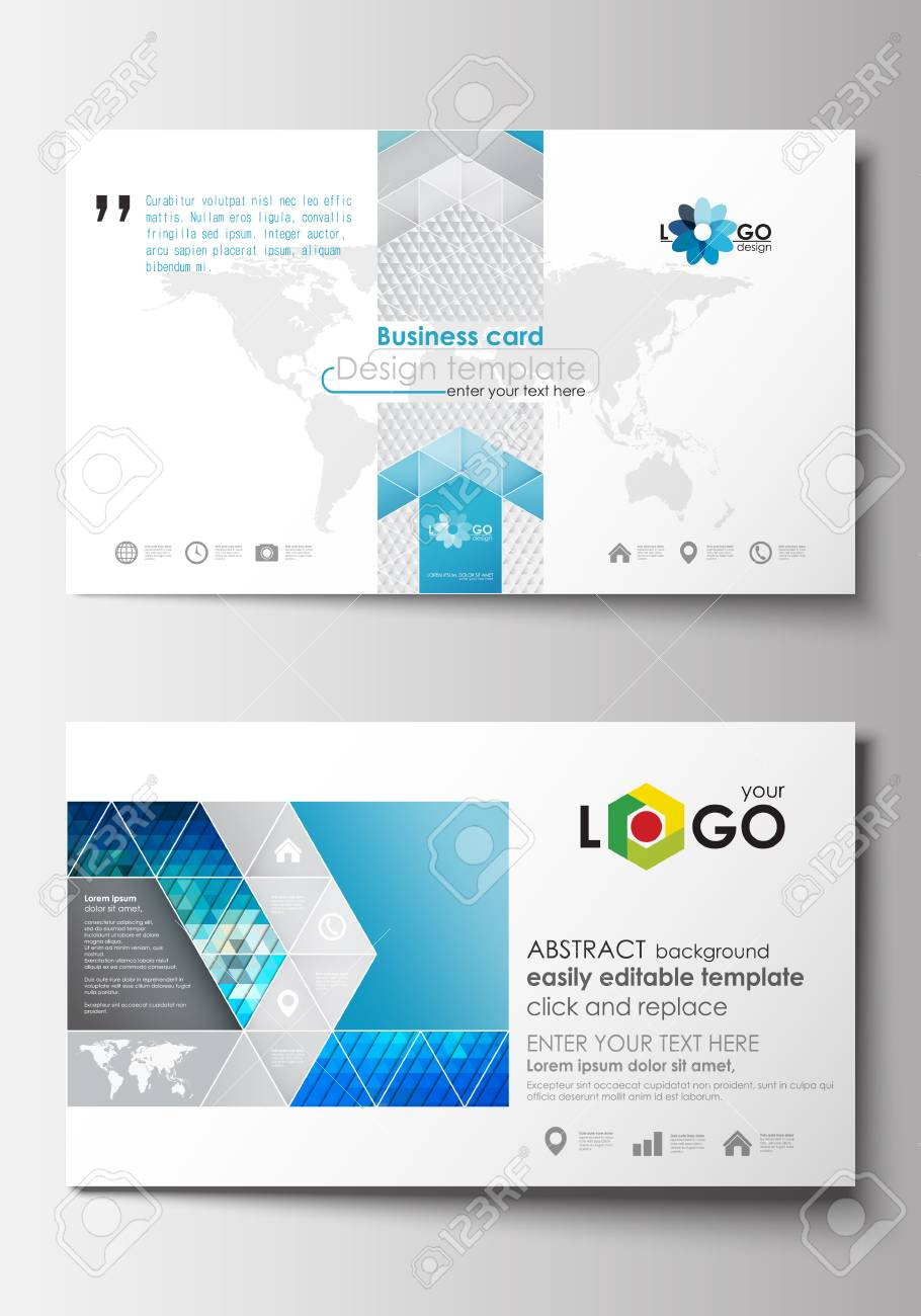 Business card templates cover design template easy editable blank business card templates cover design template easy editable blank flat layout abstract reheart Gallery