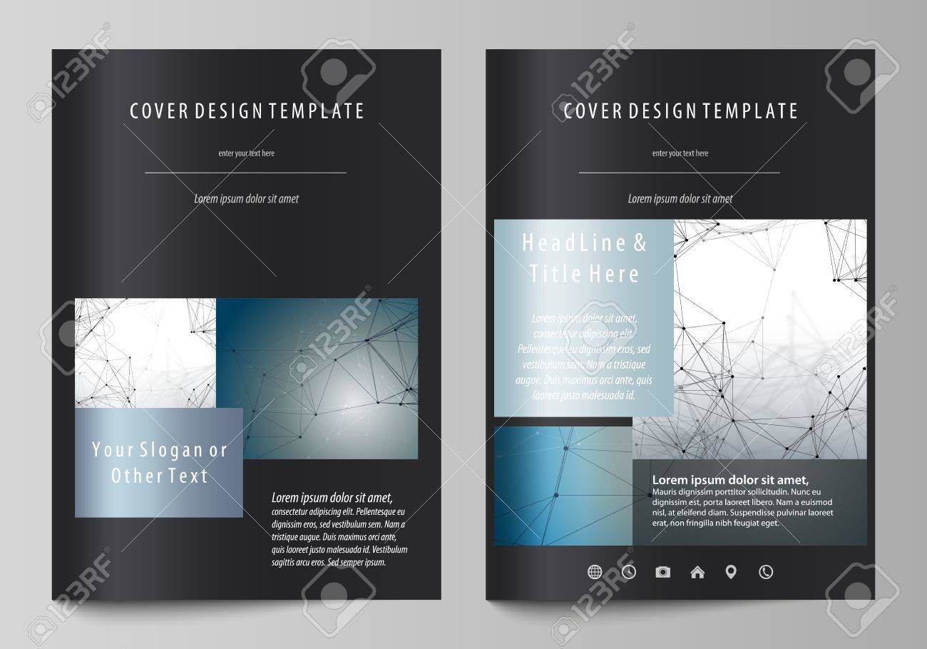 Business templates for brochure magazine flyer booklet cover business templates for brochure magazine flyer booklet cover design template vector pronofoot35fo Choice Image