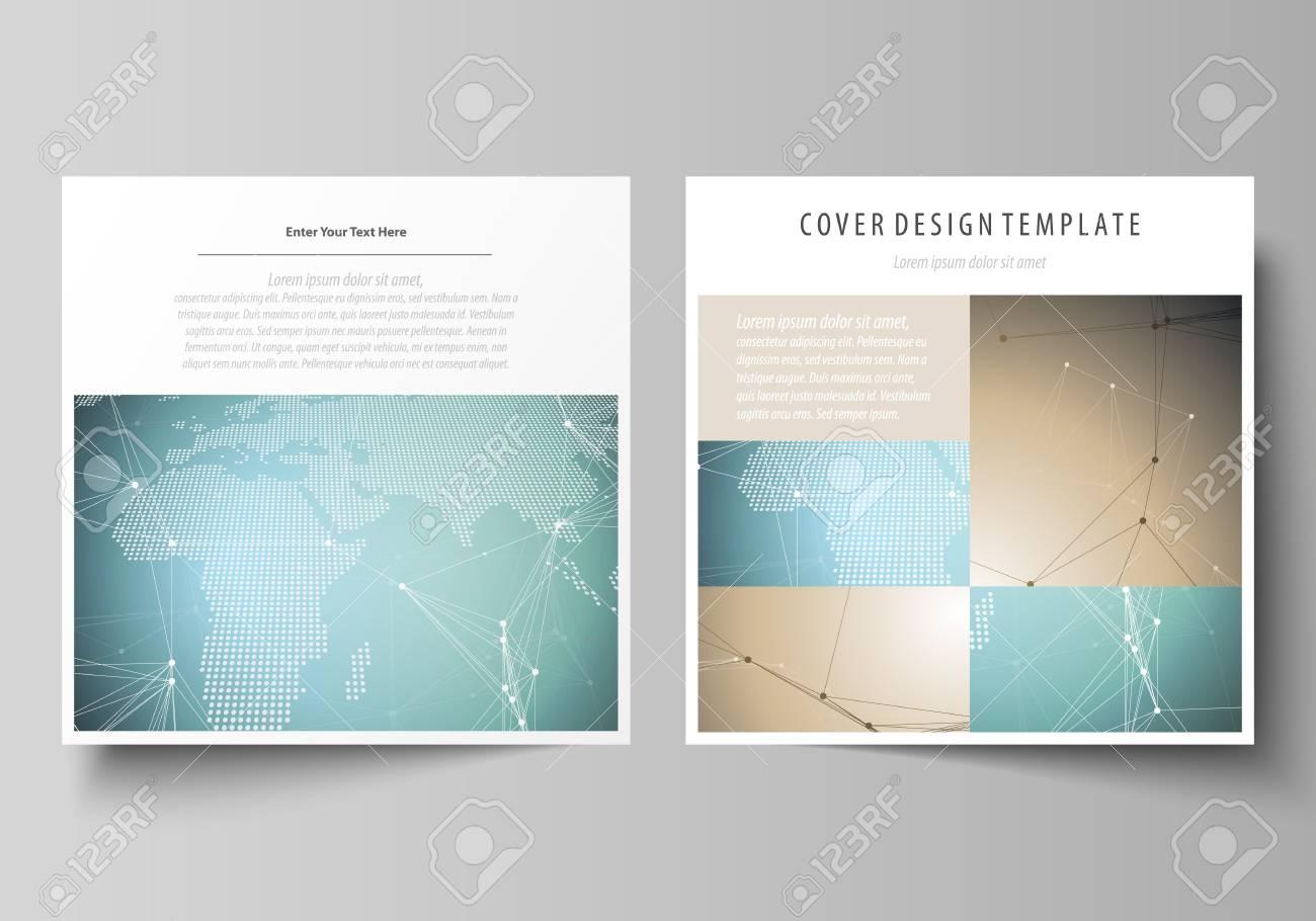 l illustrazione vettoriale minimalista del layout modificabile di