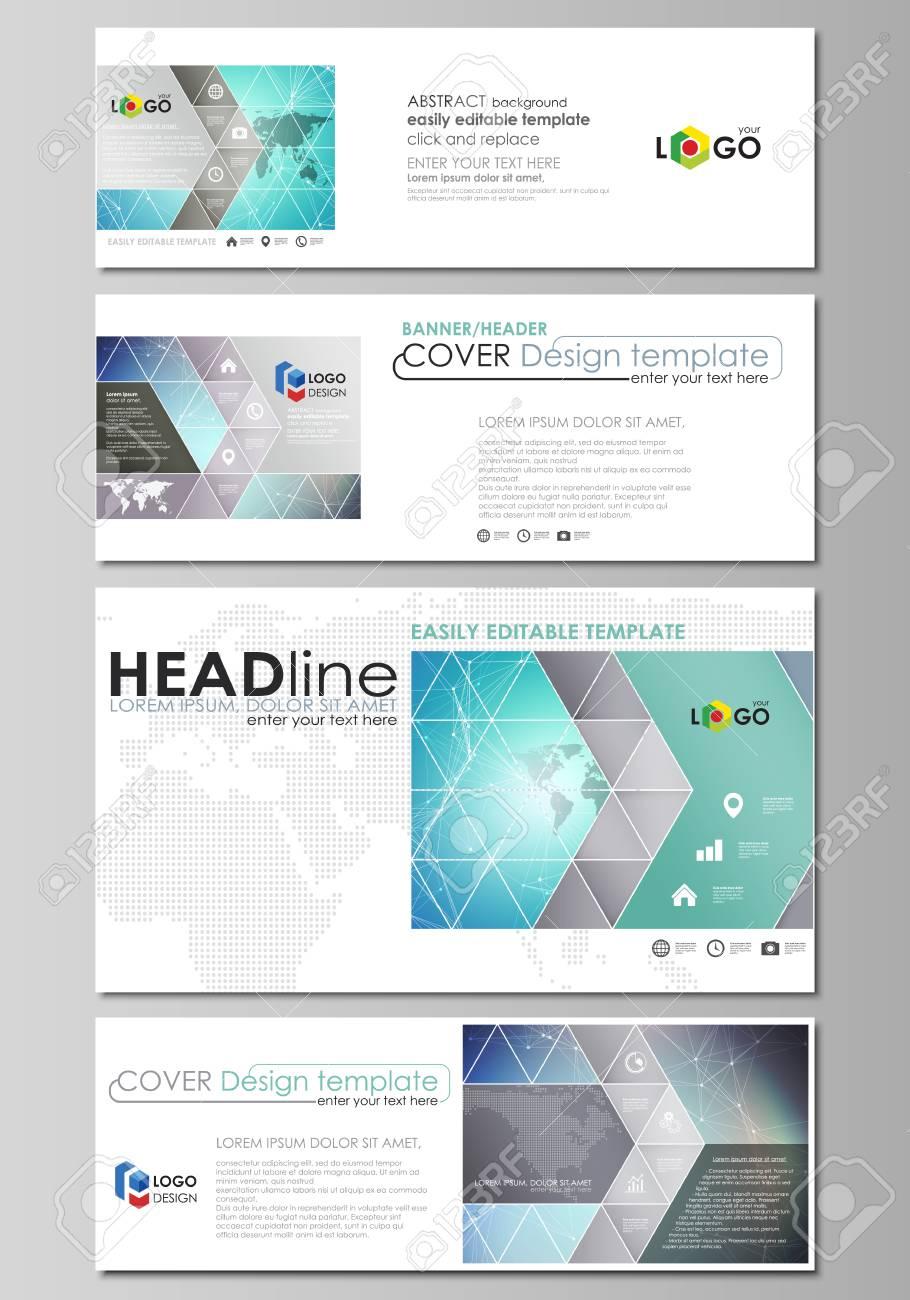 The minimalistic vector illustration of editable layout of social the minimalistic vector illustration of editable layout of social media email headers banner design altavistaventures Images