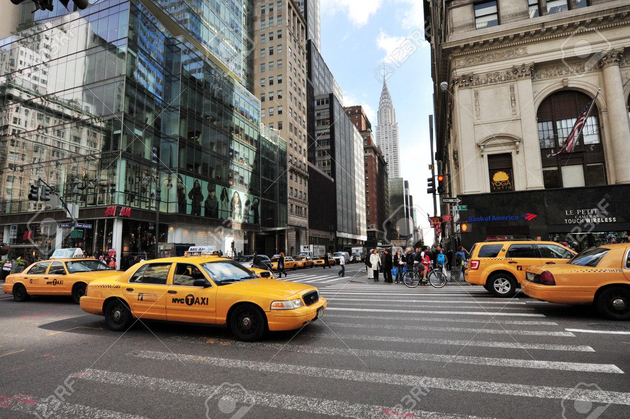 The Chrysler Building Manhattan New York, USA. - 46436698