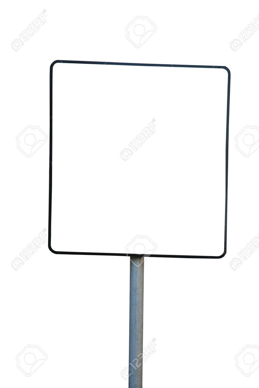 billboard isolated on white background Stock Photo - 7009434