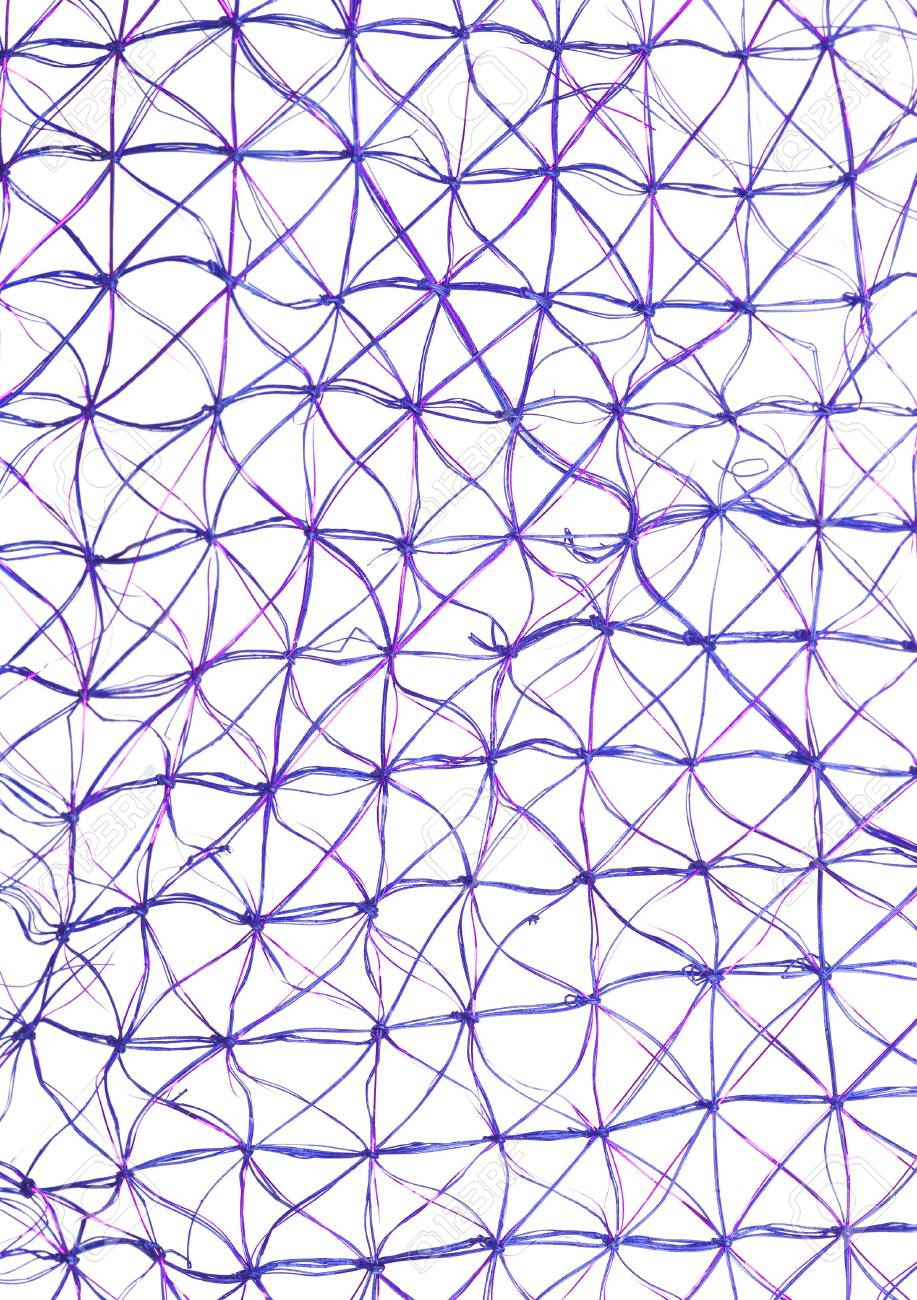 Mesh texture to background on white Stock Photo - 4420446