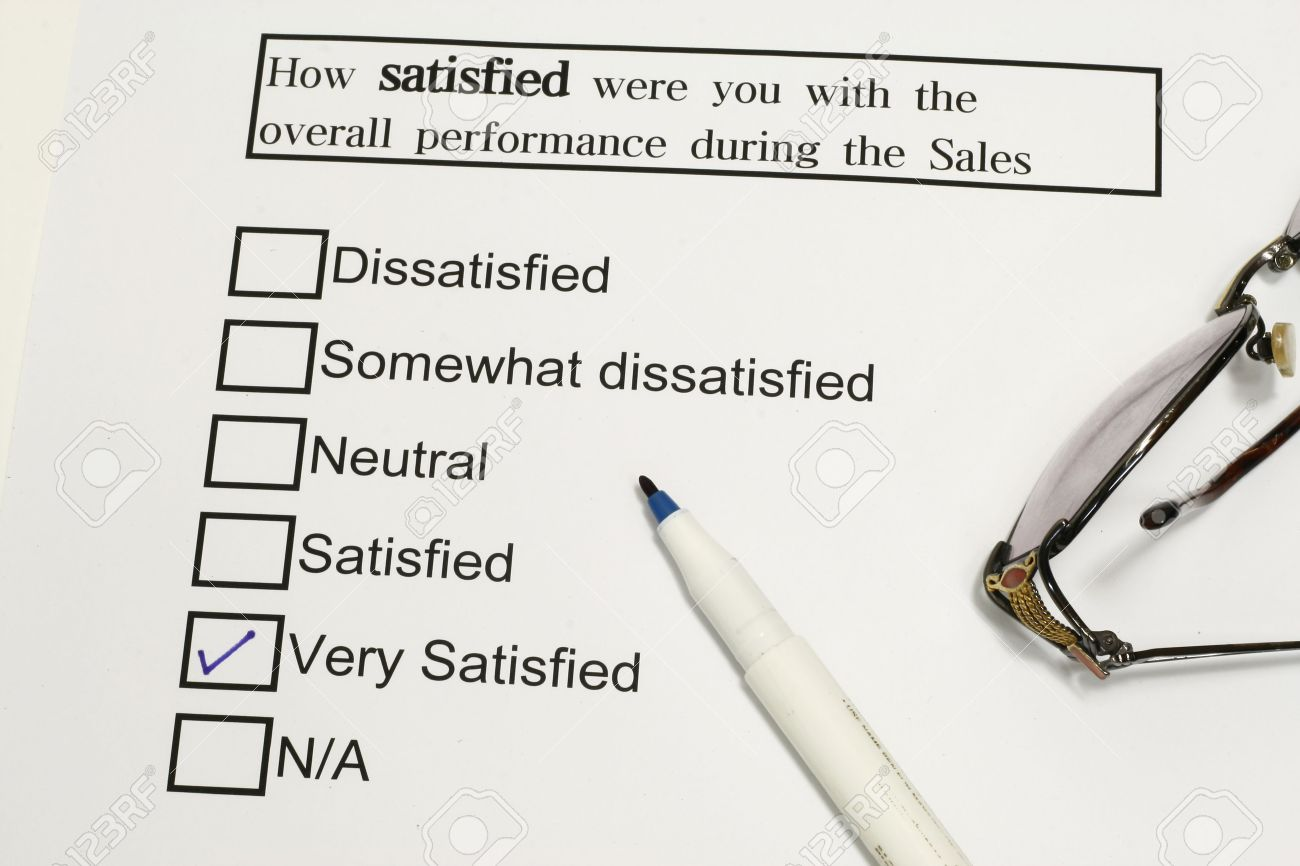 Customer Service Feedback Form Photo Picture And Royalty – Service Feedback Form