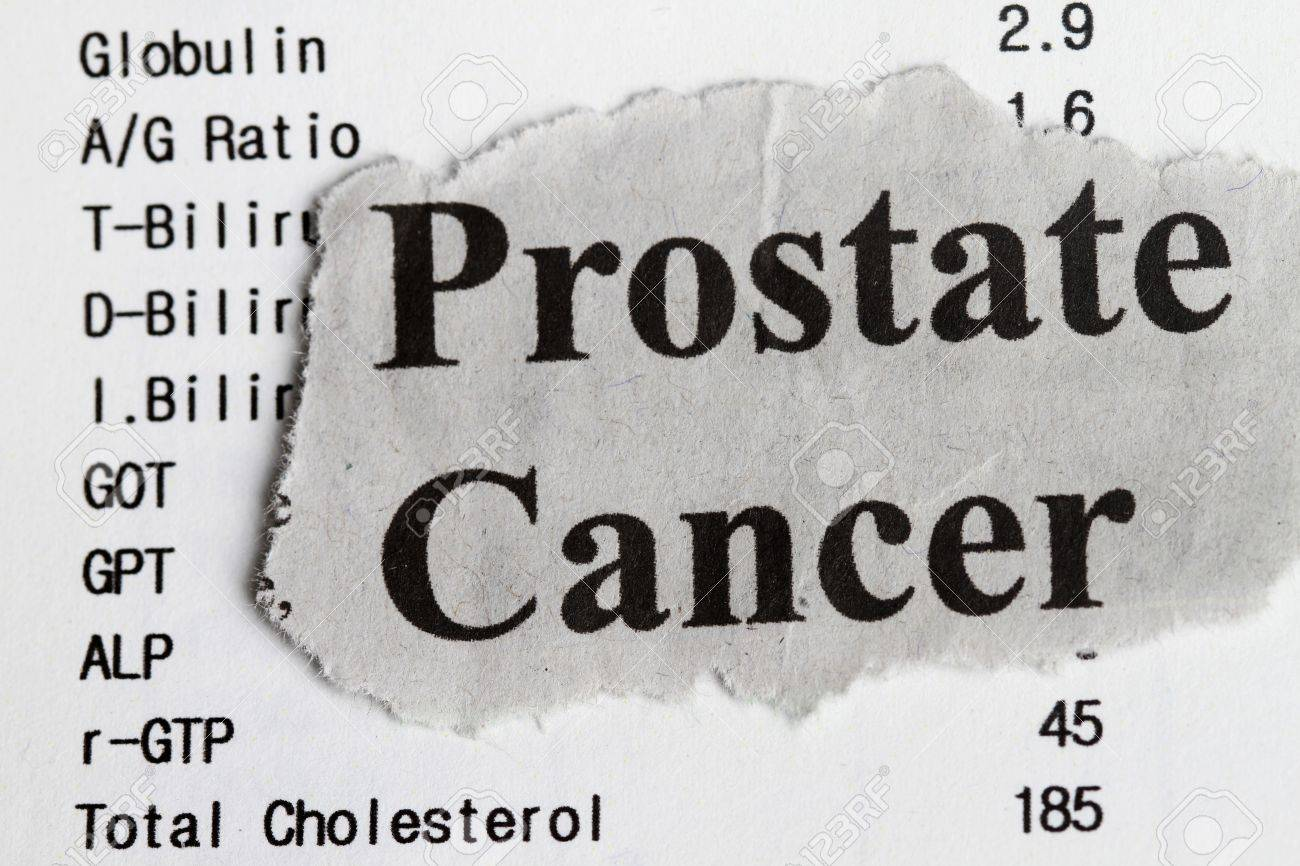 periódicos de próstata