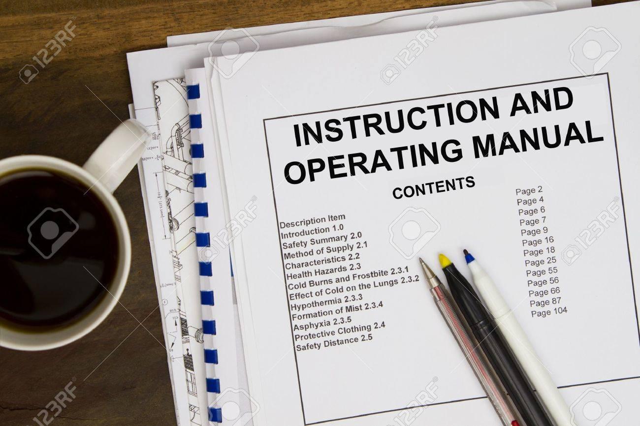 Operating instruction manual - 21428851