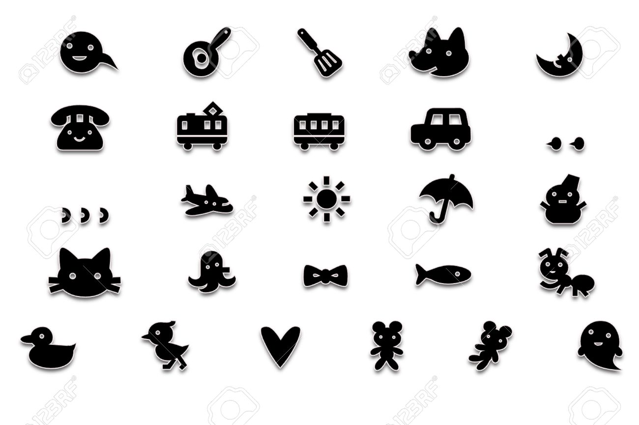 symbols encountered in everyday life stock photo picture and stock photo symbols encountered in everyday life