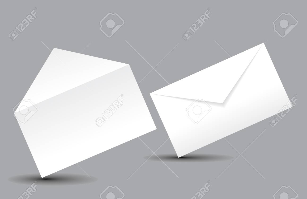 Vector-email Icon for Web Applications Stock Vector - 5415816