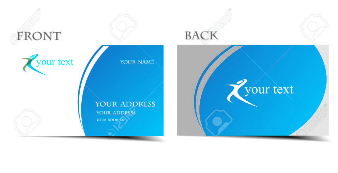 Business Card Set, For More Business Card Of This Type Please ...