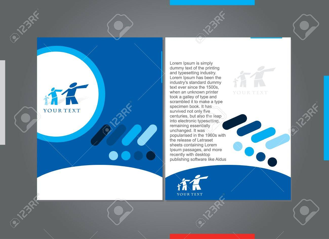 business style templates this type more templates please see business style templates this type more templates please see my profile stock vector 6824883