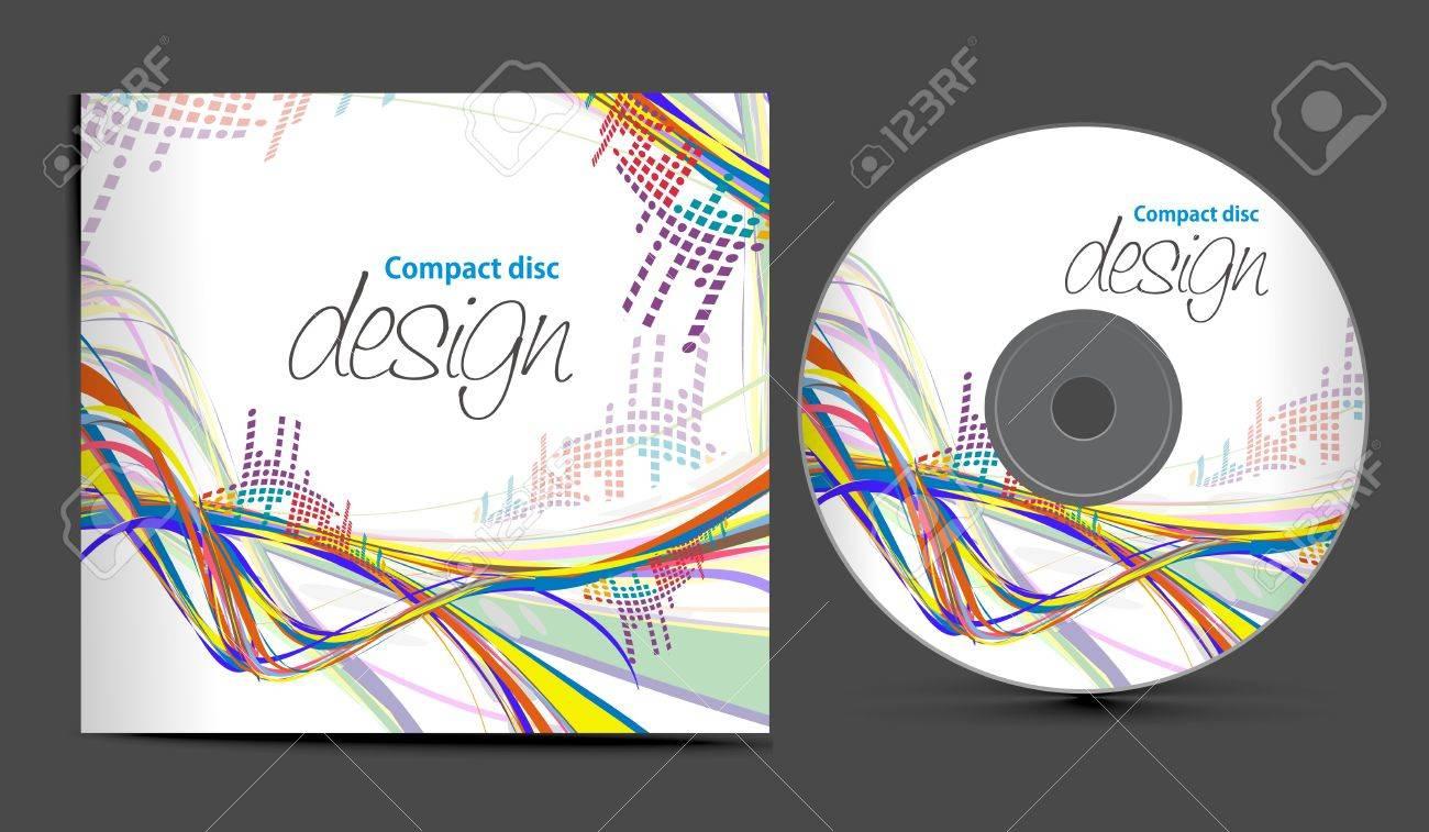 Обложка на диск в фотошопе как сделать