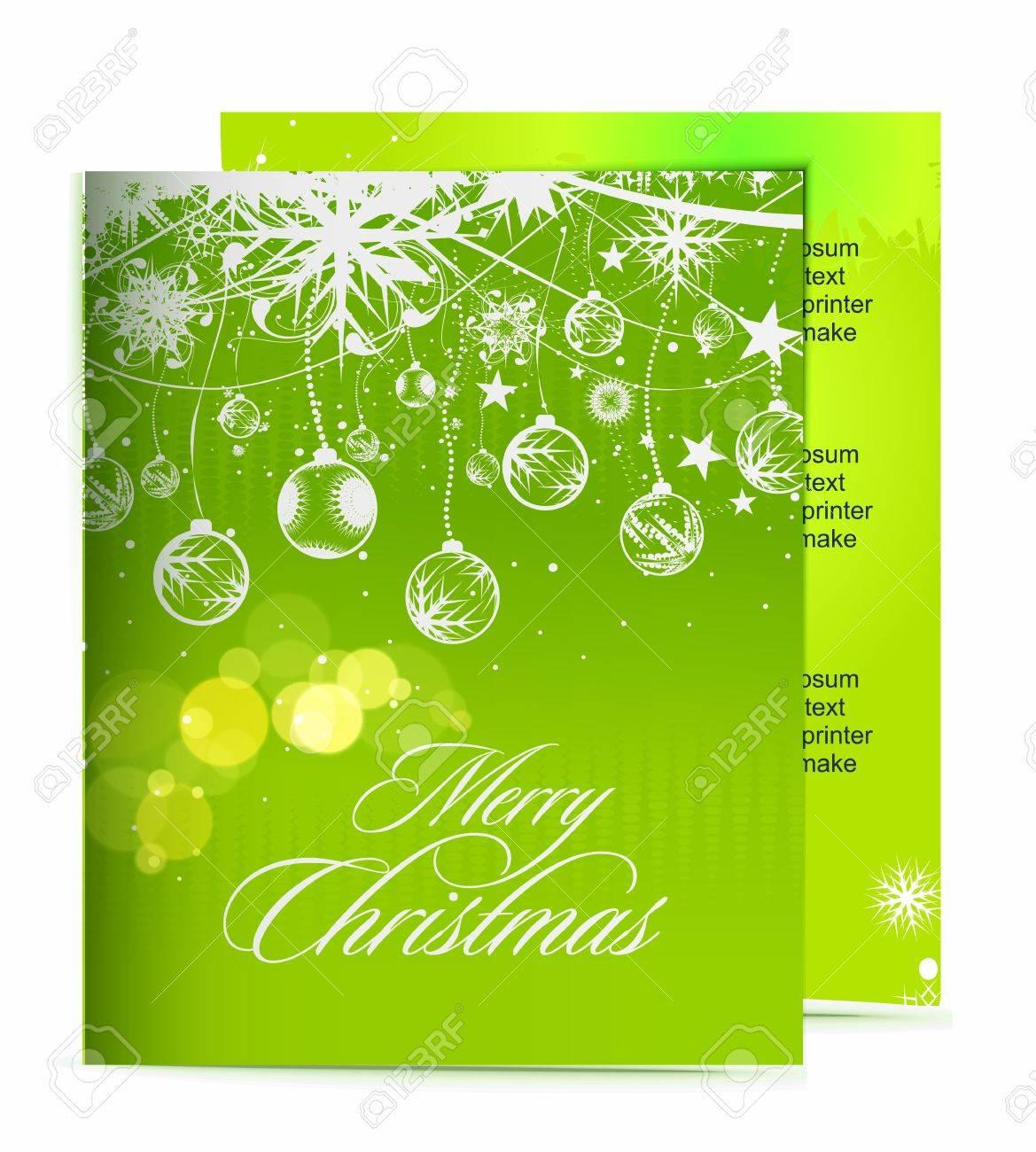 christmas template designs of menu best used of your flyer christmas template designs of menu best used of your flyer project stock vector
