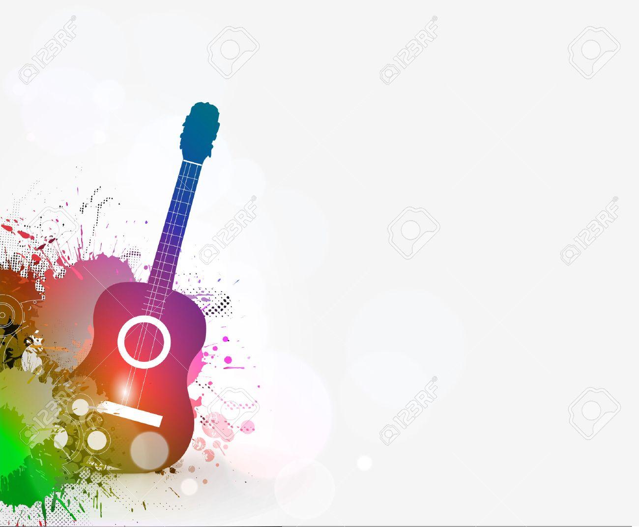 Note Musique Guitare Musique Guitare Utilisez Des