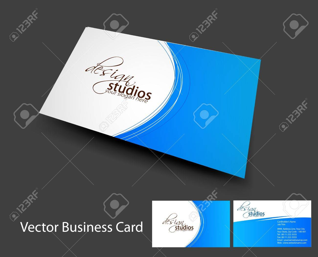 Puzzle Business Cards Choice Image - Free Business Cards