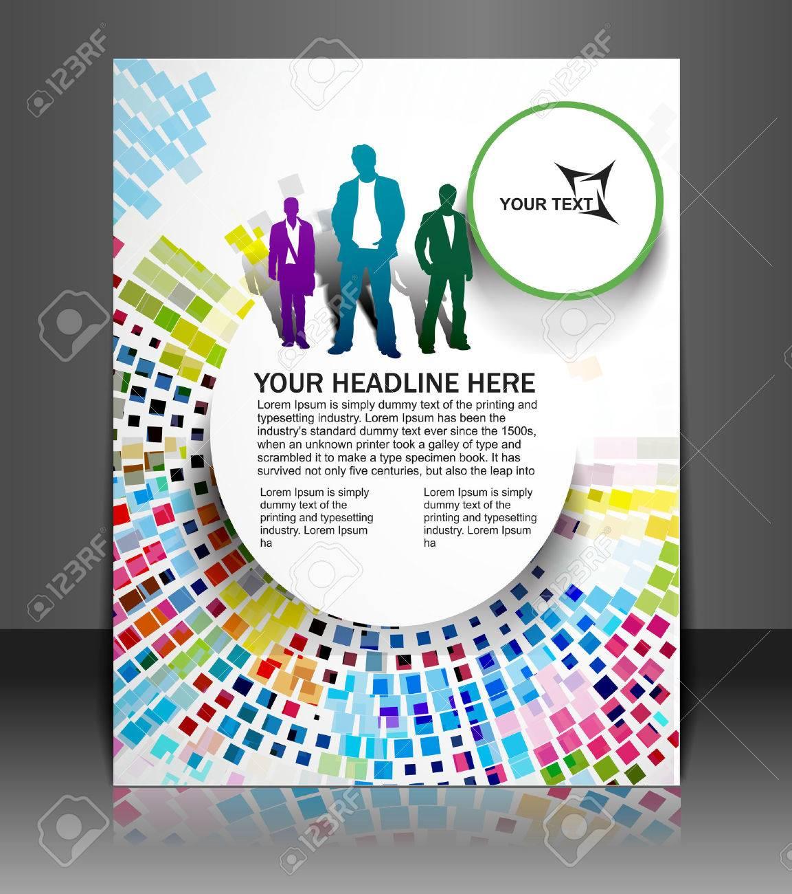 グローバル ビジネスのチラシ & ポスター テンプレート ロイヤリティ