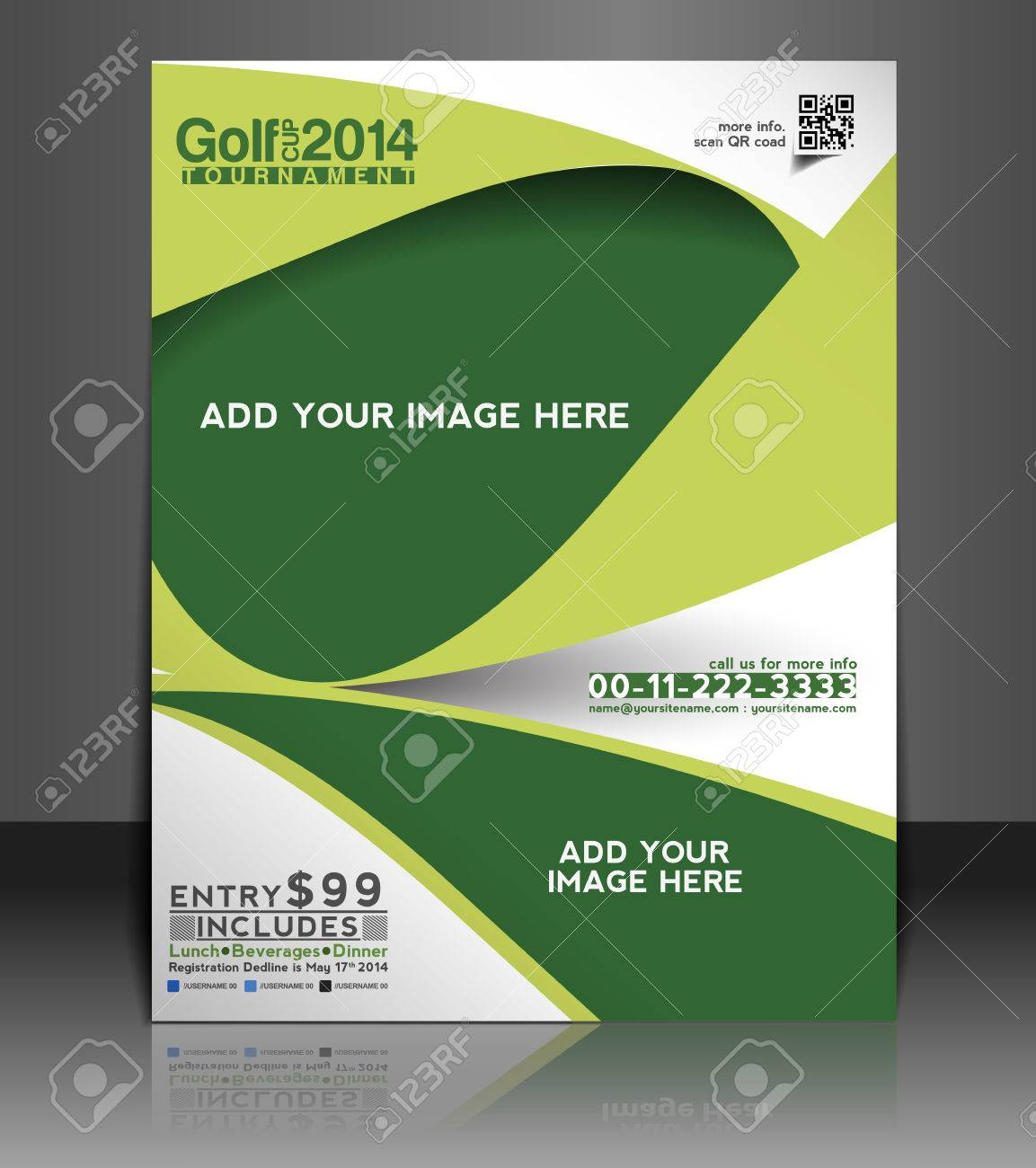 free golf outing flyer template aildoc productoseb co
